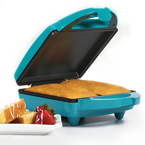 Holstein Housewares Hf-09011E Fun Pound Cake Maker, Teal