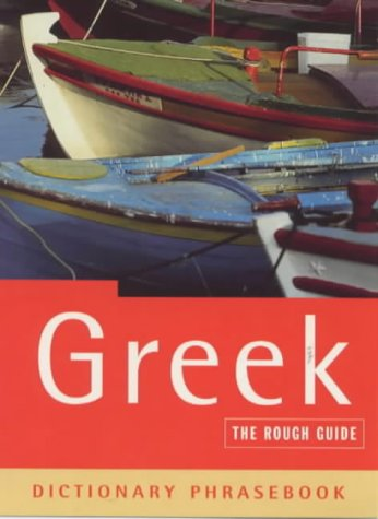 Greek (Rough Guide Phrasebooks)