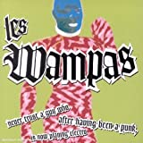 echange, troc Les Wampas - Never Trust A Man Who After Having Been A Punk, Is Now Playing Electro
