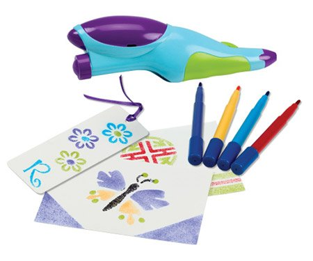 Buy Discovery Exclusive Spray Art Kids Stationery Studio