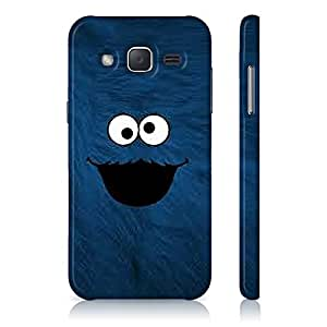 StyleStuffs Printed Back Case for Samsung Galaxy E5