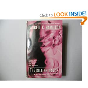 The Killing Dance (Anita Blake, Vampire Hunter, Book 6) by
