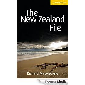The New Zealand File Level 2 Elementary/Lower-intermediate (Cambridge English Readers)
