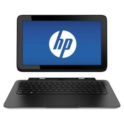 HP Pavilion x2 – 13-p110nr – 13.3″ Detachable 2-in-1 Laptop and Tablet – Intel Core i3-4020Y Haswell / 4GB DDR3 SDRAM / 128GB SSD / Windows 8.1 / Intel HD Graphics 4200 / WiFi / Bluetooth / Webcam – Graphite