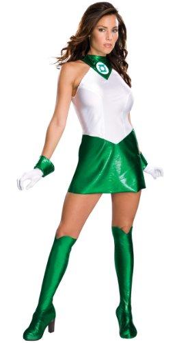 Women's Green Lantern Adult Costume