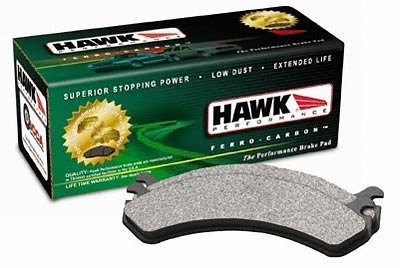 Hawk Performance Hb303Y.685 Lts Brake Pad back-53101