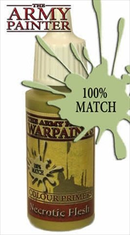 Army Painter WP1108 Warpaints - Necrotic Flesh, 18 ml