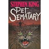 copertina libro Pet Sematary by King Stephen