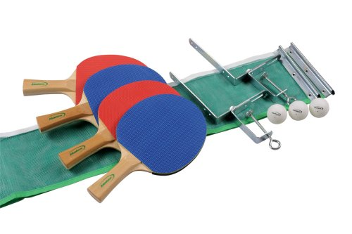 Halex 57325 Reflex 4.5 Four-Player Table Tennis Set