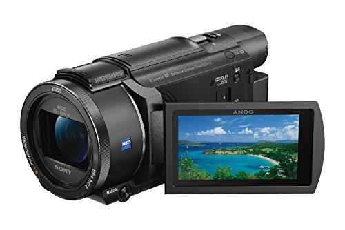 Sony AX33 4K Handycam Camcorder with Exmor R CMOS Sensor