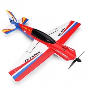 Wltoys F939 2.4G 4Ch Rc Remote Control Airplane back-47733