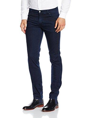 Versace Jeans EA2GNB005_EAHL22, Pantaloni Uomo, Blu Black-E906, 31