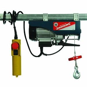 Silverline 264782 Palan électrique 250 kg 500 W