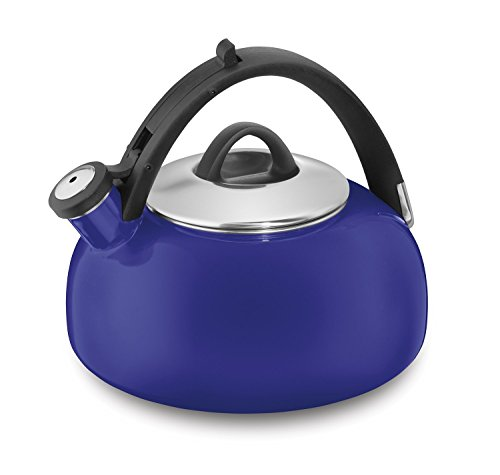 Cuisinart Peak Tea Kettle, 2 quart, Cobalt Blue