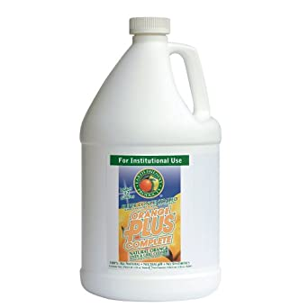 Earth Friendly Products Proline PL9748/04 Orange Plus Complete Concentrate Cleaner-Degreaser, 1 gallon Bottles (Case of 4)