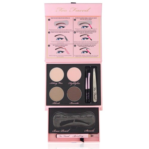 Too Faced Cosmetics, Brow Envy Kit
