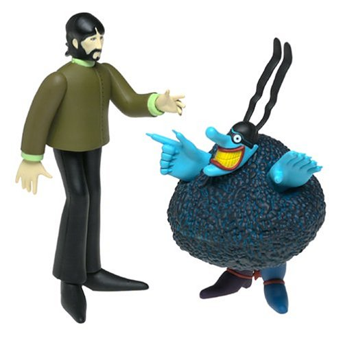 Buy Mcfarlane Toys the Beatles George Yellow Submarine Figure