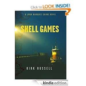 Kindle Daily Deal: Shell Games: A John Marquez Crime Novel