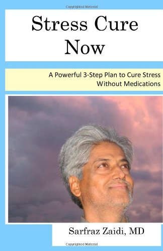 Stress Cure Now - A Stress Management Book With A New, Logical And Effective Approach