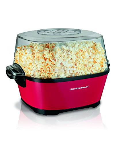 Hamilton Beach Popcorn Popper - Hot Oil (73302) (Hot Oil Popcorn Machine compare prices)