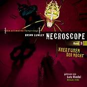 Kreaturen der Nacht (Necroscope 3) | Brian Lumley