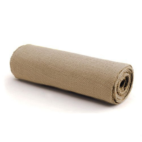 Koyal Wholesale Burlap Fabric Bolt, 20-Yard, Natural