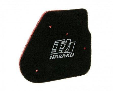 Luftfilter-Einsatz-Naraku-Double-Layer-fr-KREIDLER-Galactica-20-50-DD-2-Takter