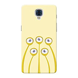 Mobile Back Cover For One Plus Three (1+3) / One Plus 3 / Oneplus 3 (Printed Designer Case)