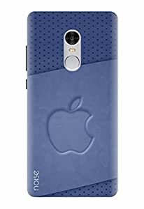 Noise Designer Printed Case / Cover for Xiaomi Redmi Note 4 / Patterns & Ethnic / Electric Blue Apple