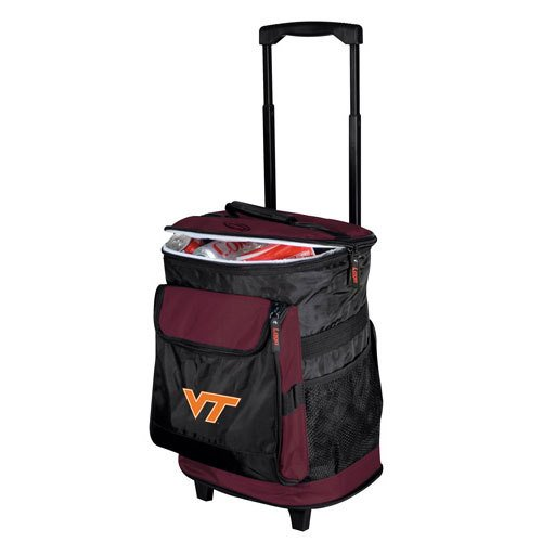 Logo Chair College Rolling Cooler