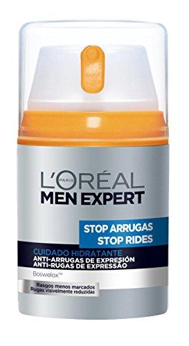 Men Expert - dado Hidratante Anti-Arrugas de Expresión Stop Arrugas