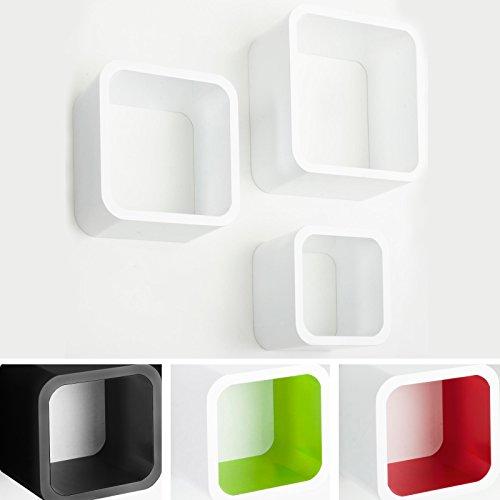 casa-pura-Design-Wandregal-Cambridge-Set-aus-3-Wrfeln-Hochglanz-freischwebend-versteckte-Halterung-gesundheitsfreundliche-Materialien-4-Farben-wei