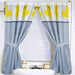 Rubber Ducky Shower Curtain - Home & Garden - Compare Prices