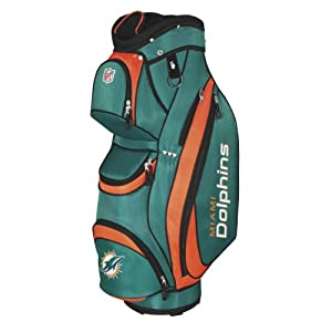 Wilson NFL Miami Cart Bag by Wilson