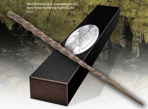 Xenophilius Lovegood Character Wand. Harry Potter Noble Collection by Noble Collection. - 1
