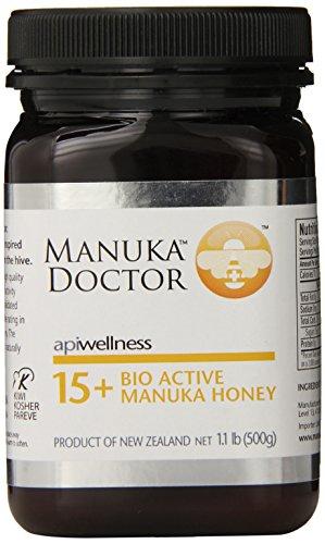 增强免疫力,新西兰Manuka Doctor 麦芦卡蜂蜜500克