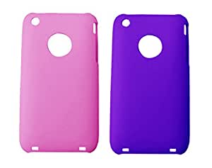 Winsome Deal Exclusive Hard Back Cover Case for Apple Iphone 3G (Pack of 2)