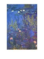 Especial Arte Lienzo Waterlilies 1914/1917 Multicolor