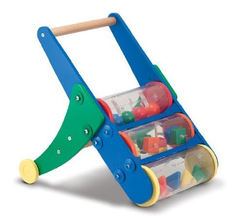 Melissa & Doug Rattle Rumble Push Toy front-1060196