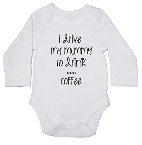 HippoWarehouse -  Canottiera  - Bebè maschietto White 0-3 mesi