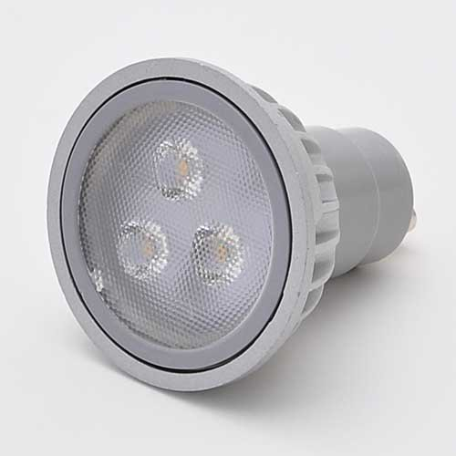 Ledwholesalers Dimmable Gu10 Base, 4.5 Watt Leds