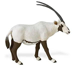 Amazon Com Safari Ltd Wild Safari Wildlife Arabian Oryx