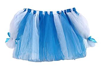 Liliany Little Girls' Princess Bowknot Fairy Tutu Skirt