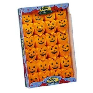 Peeps Halloween Pumpkin Treats