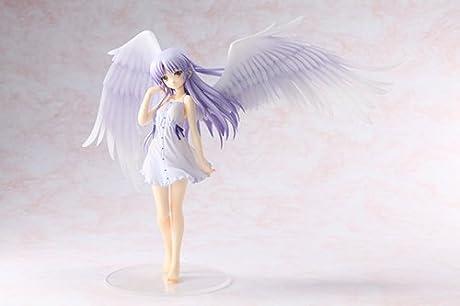 電撃屋限定 『Angel Beats!』天使 フィギュア:グッドスマイルカンパニー製造協力