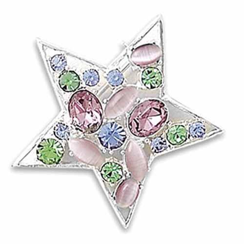 Star Fashion Pin