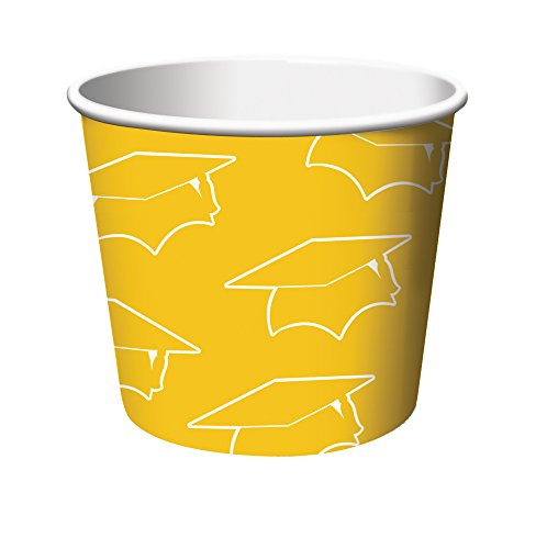creative-converting-6-count-graduation-treat-cups-yellow