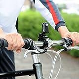 自転車用ミニDVカメラ 動画 静止画対応 サイクリング時の風景を記録に残せる 400-CAM001