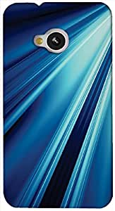 Timpax protective Armor Hard Bumper Back Case Cover. Multicolor printed on 3 Dimensional case with latest & finest graphic design art. Compatible with only HTC - M7. Design No :TDZ-20372