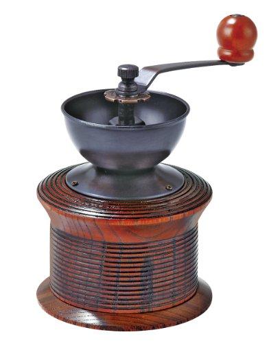 東出漆器 (木)コーヒーミル 24012